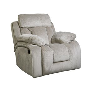 Georgina Manual Rocker Recliner by Latitude Run