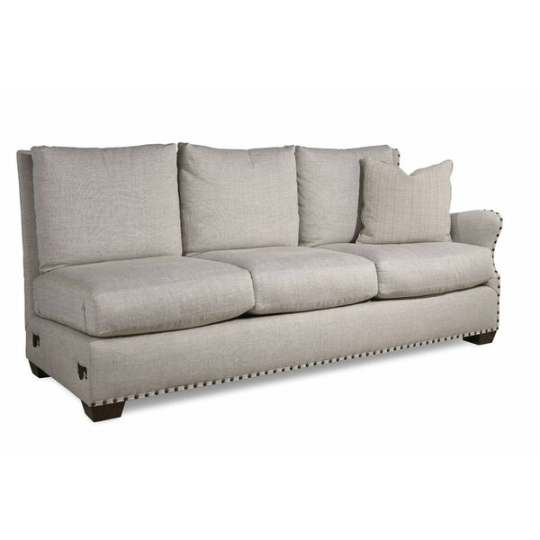 Wythe Right Arm Facing Sofa by Canora Grey