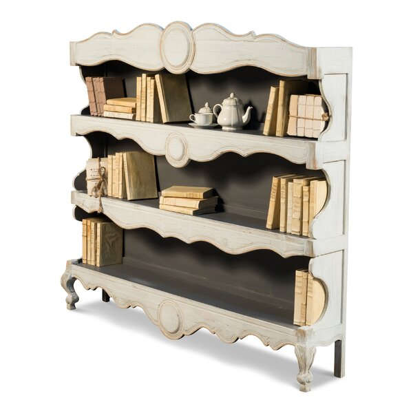 Clovis Standard Bookcase By Astoria Grand