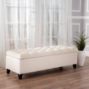 Bedroom Storage Bench | Birch Lane