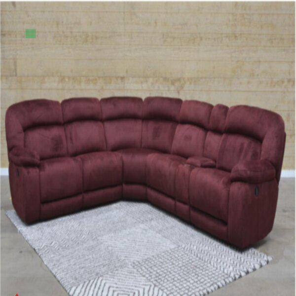 Morningside Modular Reclining Sectional by Red Barrel Studio