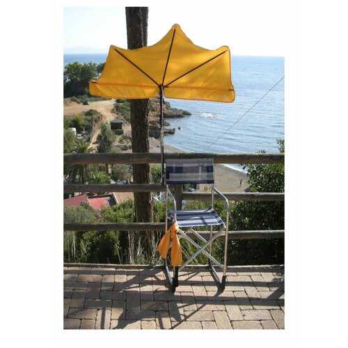Sunshade 1.4m Beach Parasol Holly