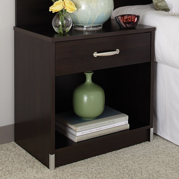 1 Drawer Night Stand (Set of 12) by Red Barrel Studio