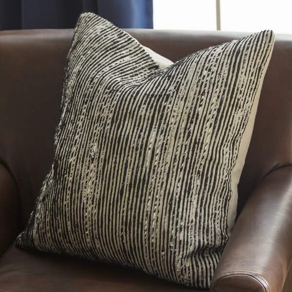 Tsang Throw Pillow by Millwood Pines