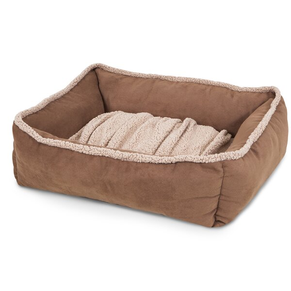 Miko Shearling Lounger Dog Bed by Tucker Murphy Pet