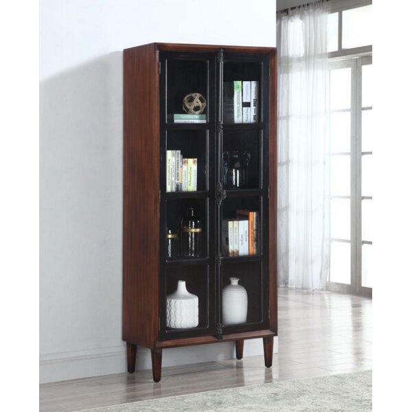 Basnight Curio Cabinet by Darby Home Co