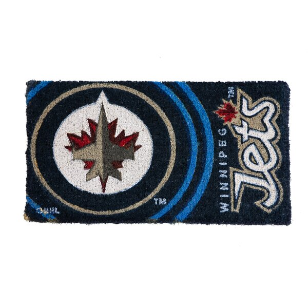 NHL Graphic Print Doormat by Team Sports America
