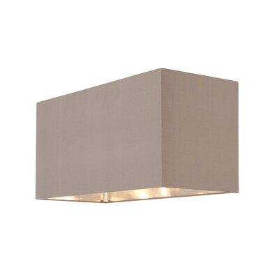 Midvale Lampenschirm aus Seide | Lampen > Lampenschirme und Füsse > Lampenschirme | Taupe | Seide | ClassicLiving
