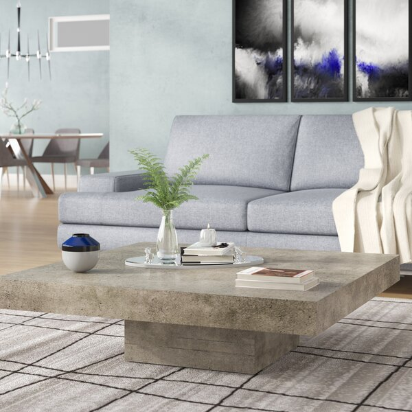 Review Lipscomb Coffee Table