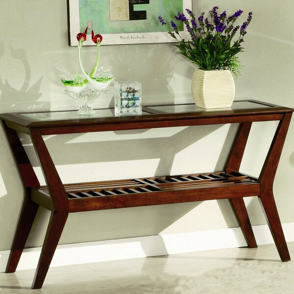Melva Console Table By Hokku Designs.