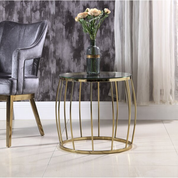 Cano End Table by Mercer41