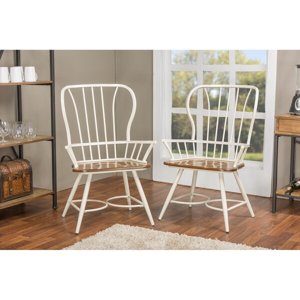 Longford Arm Chair (Set Of 2) By Wholesale Interiors Wholesale Interiors