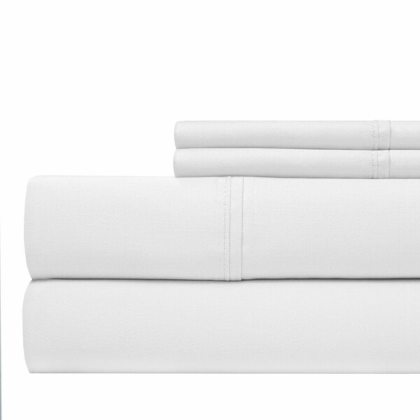 630 Thread Count Egyptian Quality Cotton Sheet Set by Aspire Linens