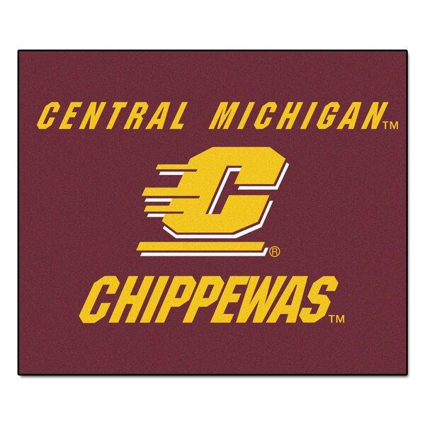 Central Michigan University Ultility Mat
