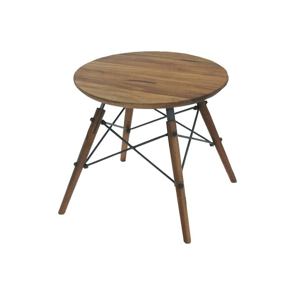 Bobb End Table by Williston Forge