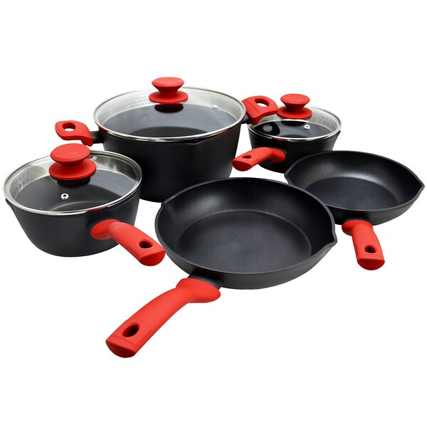 8 Piece Livingson Cookware Set by WeightWatchers