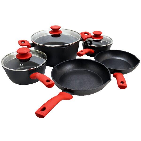 8 Piece Livingson Cookware Set by WeightWatchers