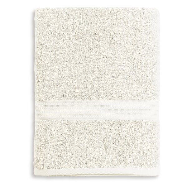Bliss Luxury Egyptian-Quality Cotton Bath Sheet by Luxor Linens