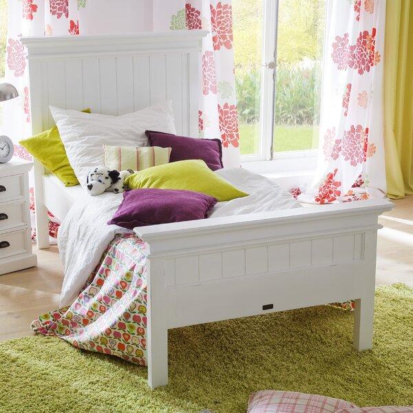 Amityville Sleigh Bed by Beachcrest Home