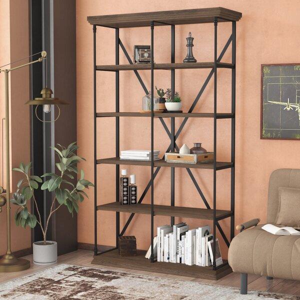 Borgata Etagere Bookcase by Trent Austin Design