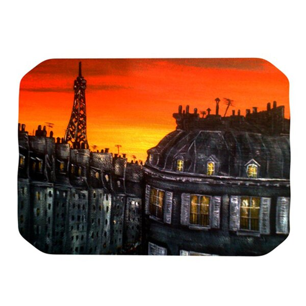 Paris Placemat by KESS InHouse