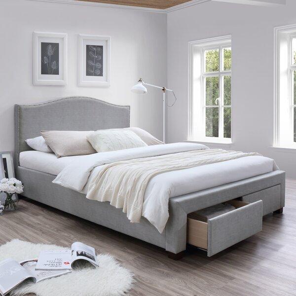 Elmsford Queen Upholstered Storage Platform Bed by Brayden Studio