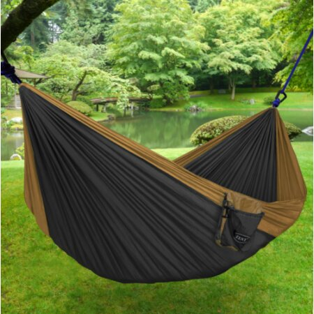 Double Tree Hammock by Zeny