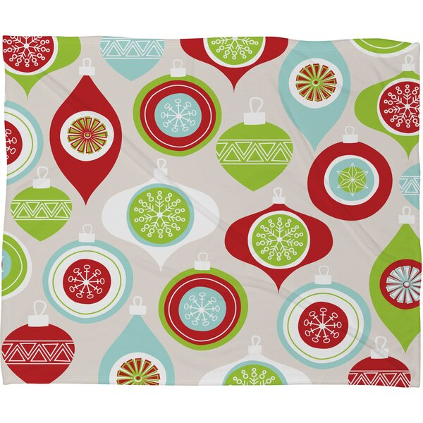 Andrea Victoria Blanket by Deny Designs