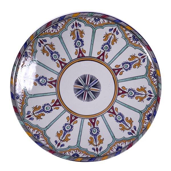 Juno Moorish Serving Platter by Mistana