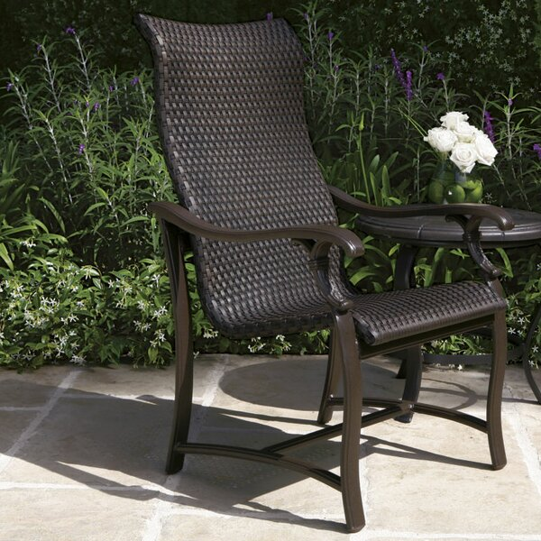 Ravello Patio Dining Chair by Tropitone
