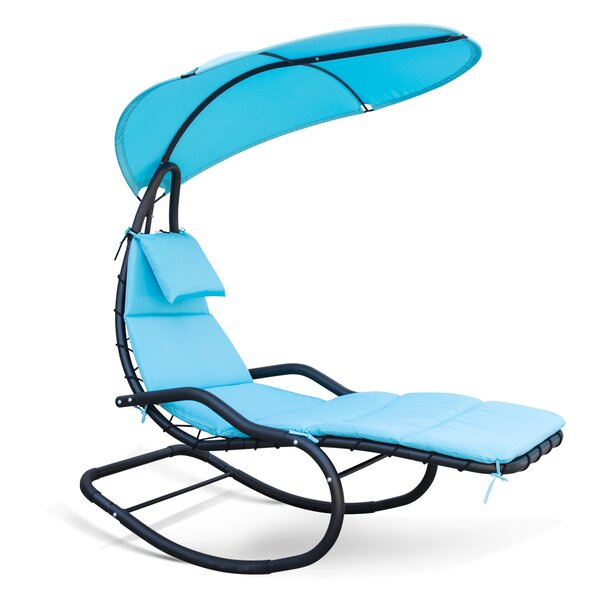 Schneider Rocking Chair by Freeport Park