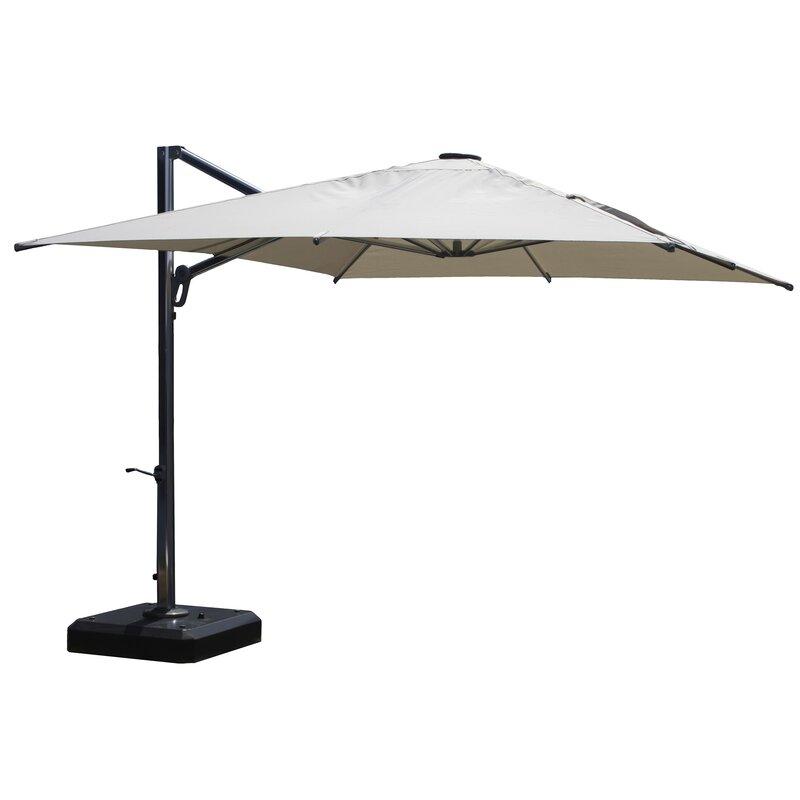 10u0027 Square Cantilever Umbrella