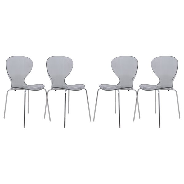 Morristown Side Chair (Set of 4) by Orren Ellis