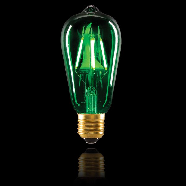 3.2W Green LED Light Bulb by Darice