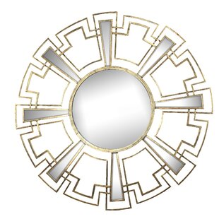 Mercer41 Hand Crafted Wall Mirror