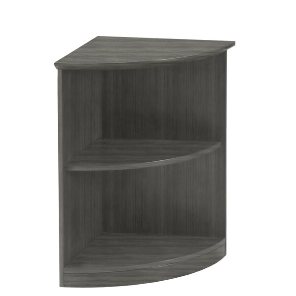 Medina Series Corner Unit Bookcase by Mayline Group