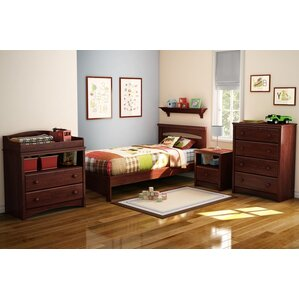 sweet morning twin panel bedroom set - Kids Bedroom Sets Under 500