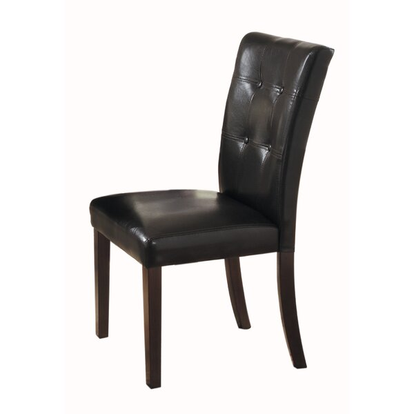 Mcchesney Upholstered Dining Chair (Set Of 2) By Charlton Home