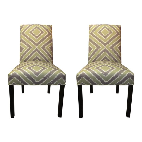 Nouveau Side Chair (Set of 2) by Sole Designs
