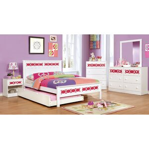girl bedroom furniture. Stephon Panel Configurable Bedroom Set Kids Sets