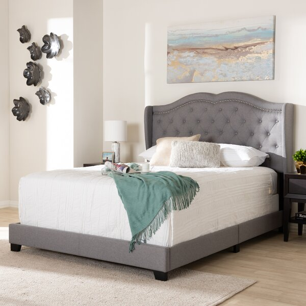 Lunado Upholstered Standard Bed by Mercer41