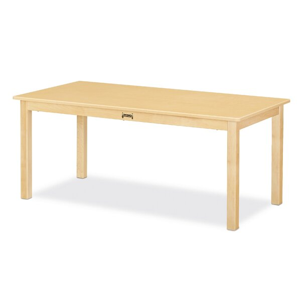 48 x 24 Rectangular Activity Table by Jonti-Craft
