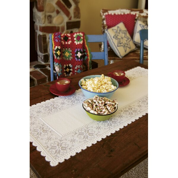 Chalet Table Runner by Heritage Lace