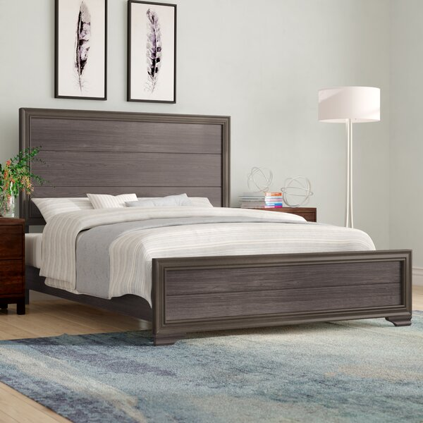 Bowne Standard Bed by Ivy Bronx