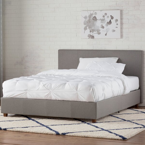 Mammoth Lakes Upholstered Platform Bed by Trent Austin Design