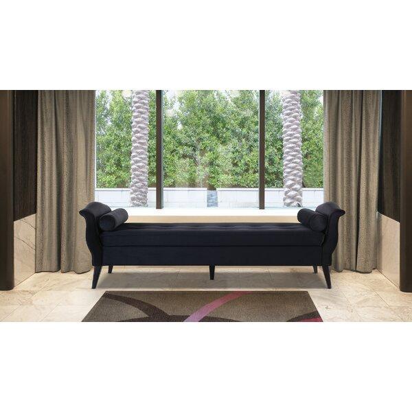 Robinson Upholstered Bench by Jennifer Taylor Jennifer Taylor