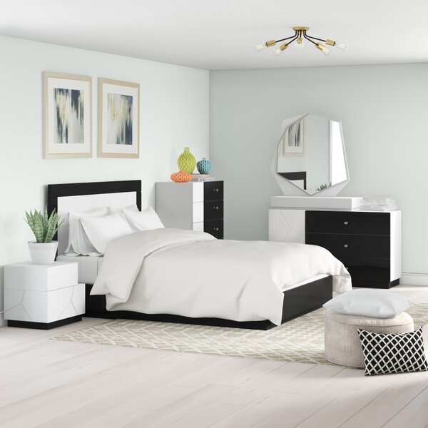 Jinn Platform 5 Piece Bedroom Set By Orren Ellis