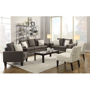Configurable Living Room Set Sets You ll Love  Wayfair