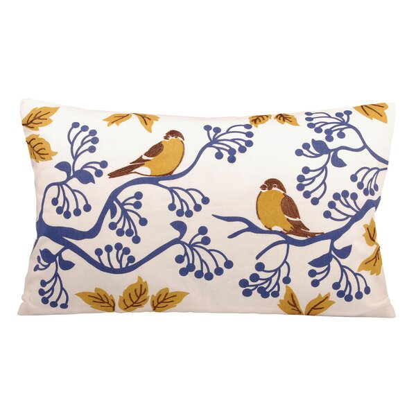 Maniteau Cotton Lumbar Pillow by August Grove