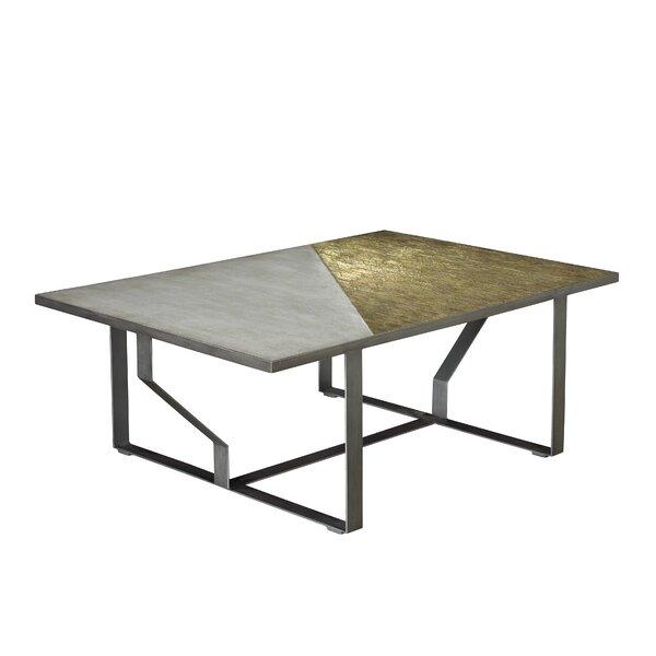 Clian Architectural Coffee Table By Brayden Studio